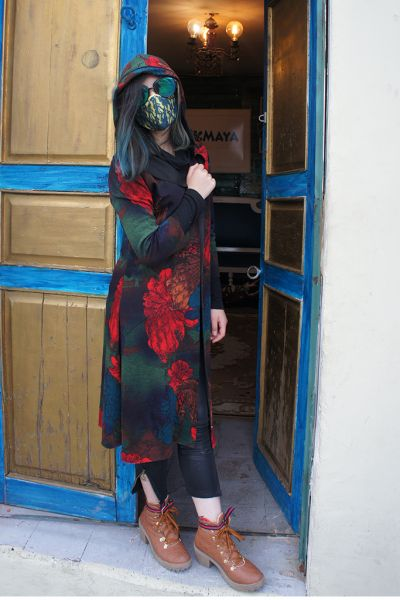 Covid tunic